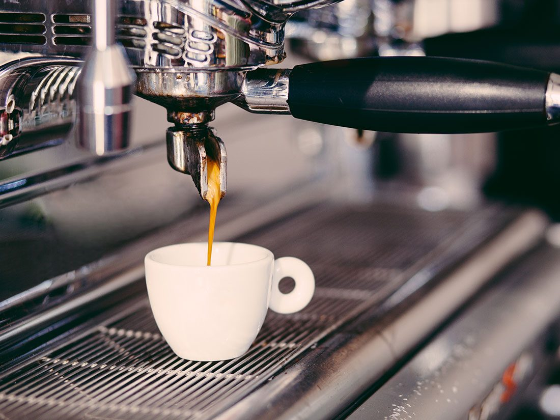 Koffein lindert chronischen Stress
